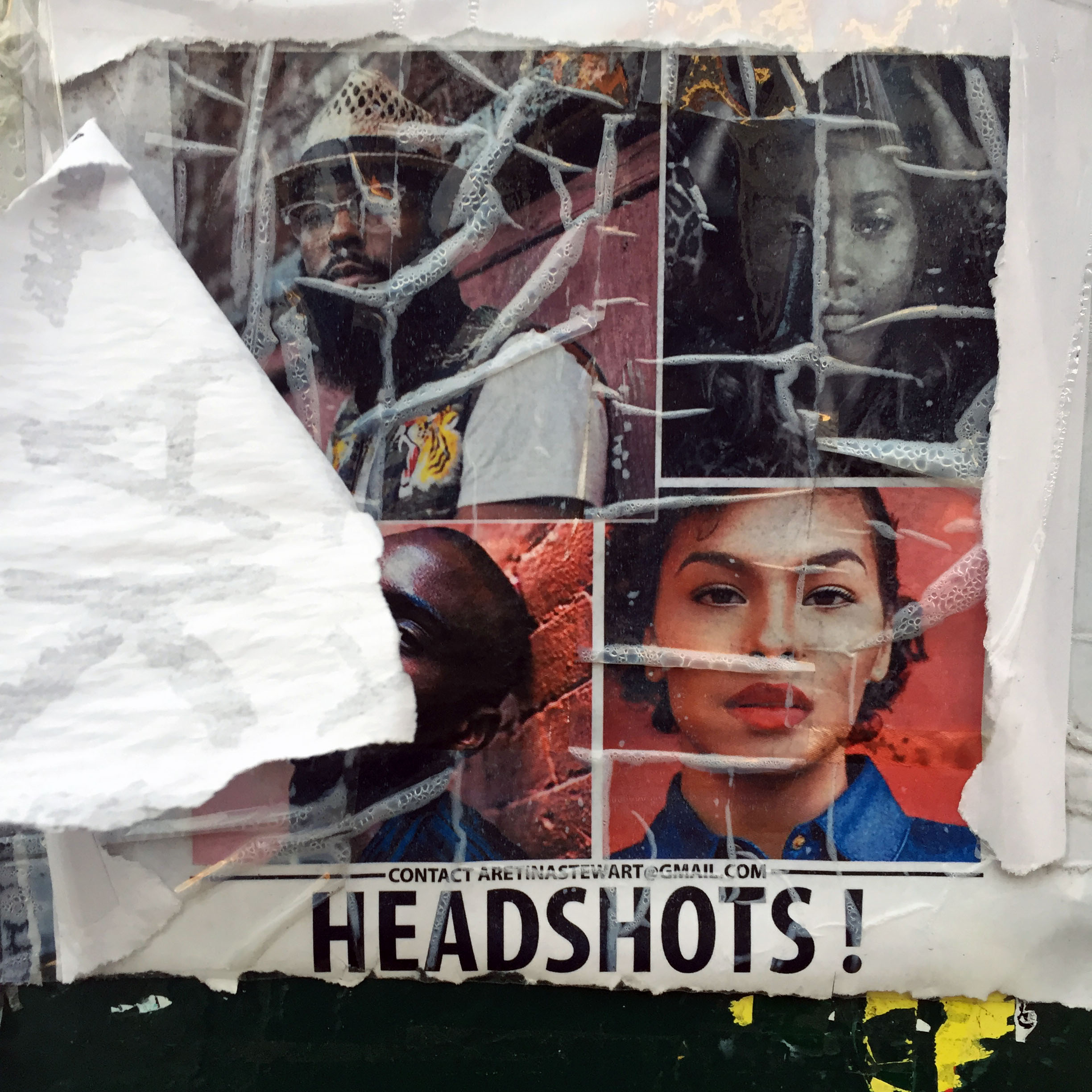 Headshots in Bed Stuy