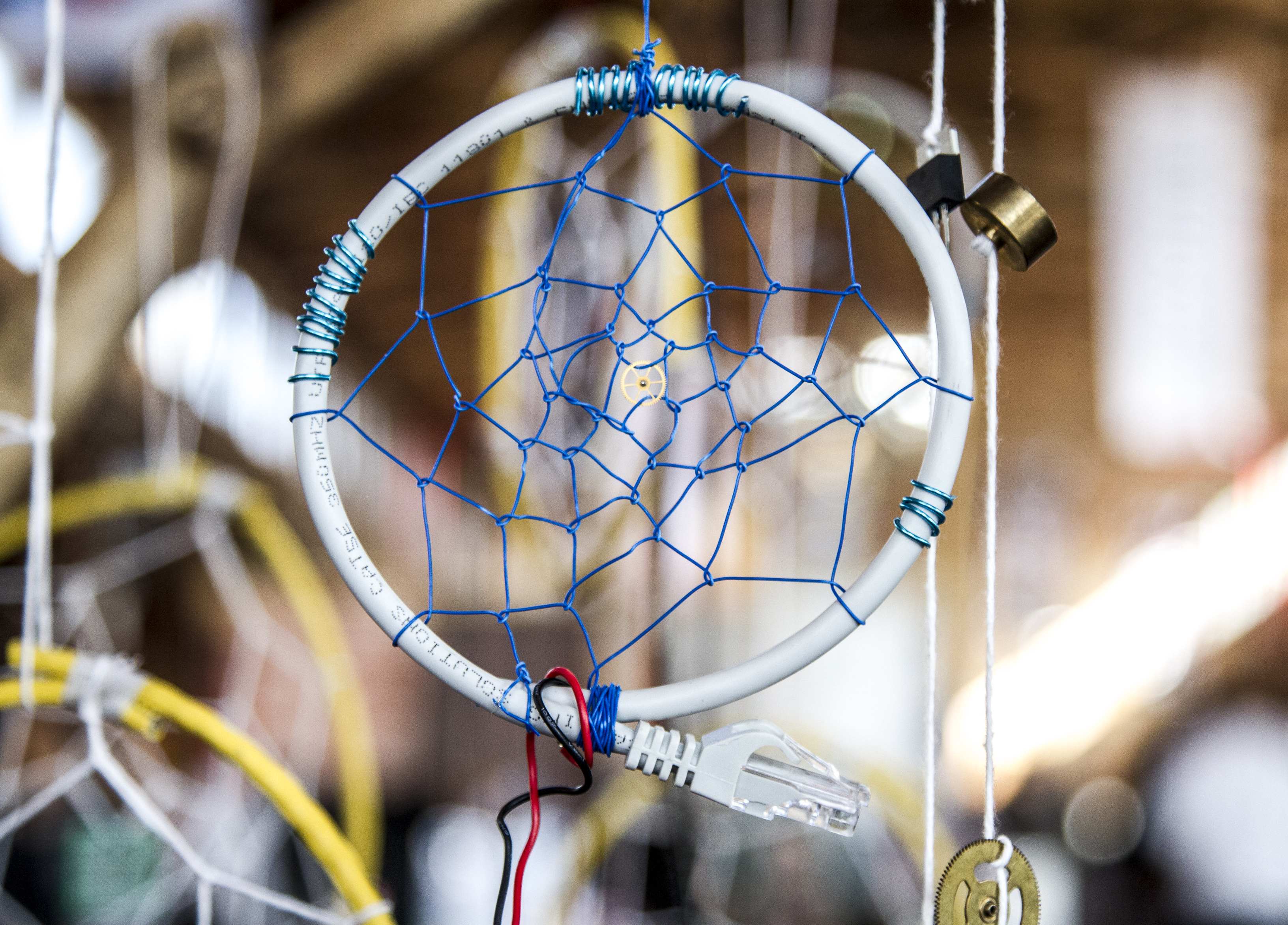 ethernet dreamcatcher